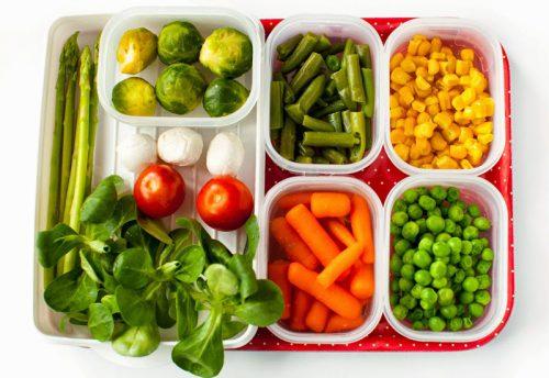Правильное питание для похудения и здоровья: список разрешенных продуктов