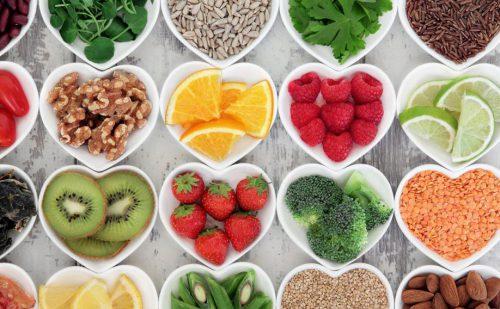 Правильное питание для похудения и здоровья: список разрешенных продуктов. Часть 2
