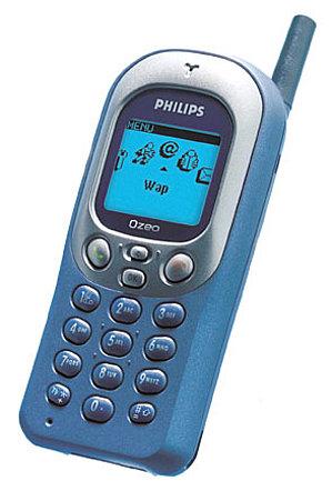 Мой первый телефон. Philips Ozeo.