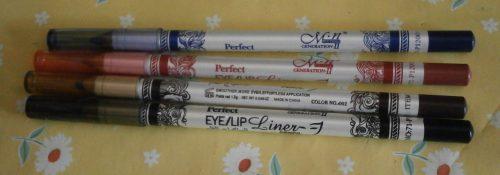 Набор карандашей Eyelip для глаз и губ с Алиэкспресс: отзыв