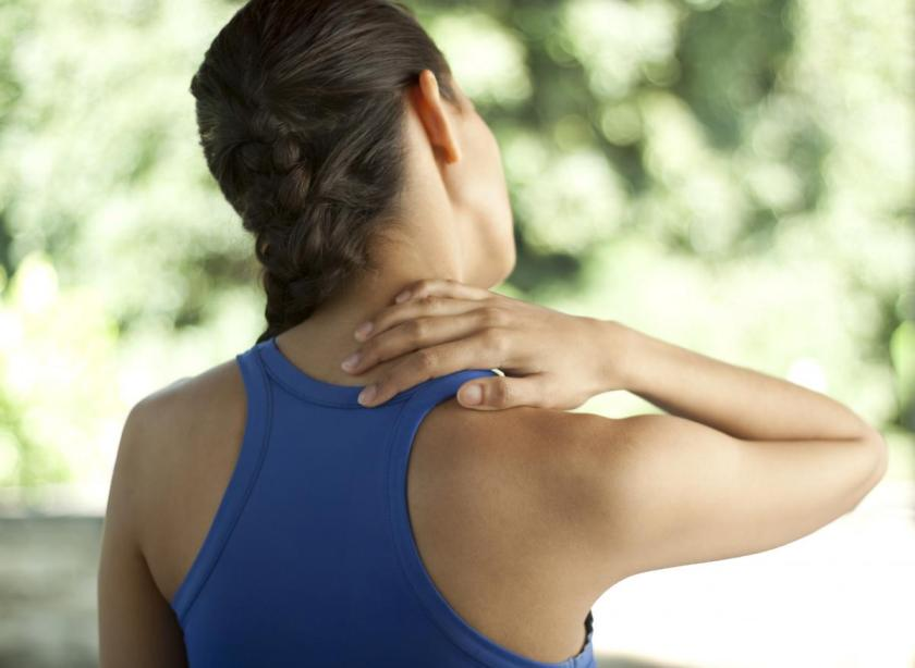 Как избавиться от боли в шее?