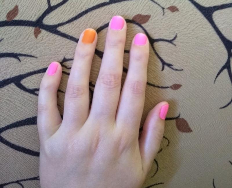 бешеные ногти