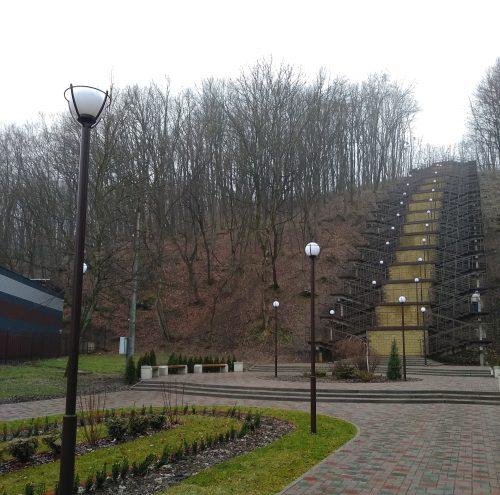 лестница на мэздах