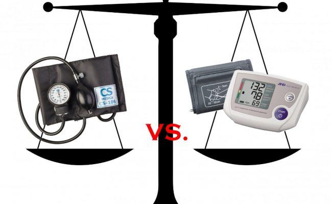 Какие тонометры лучше - механические или электронные?