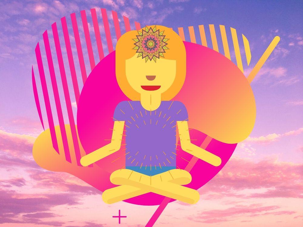 Я открыла для себя медитацию
