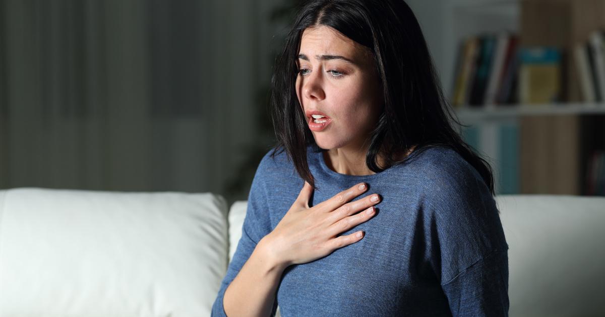Как отличить паническую атаку от сердечного приступа?
