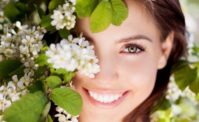 Весенние бьюти-ритуалы для кожи, волос и настроения